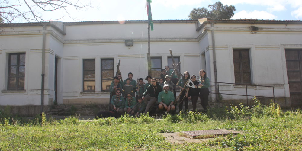 Campo tecnico, Santo Pietro, 24/25 Marzo 2016