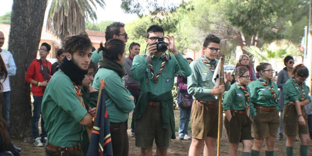 Apertura anno scout