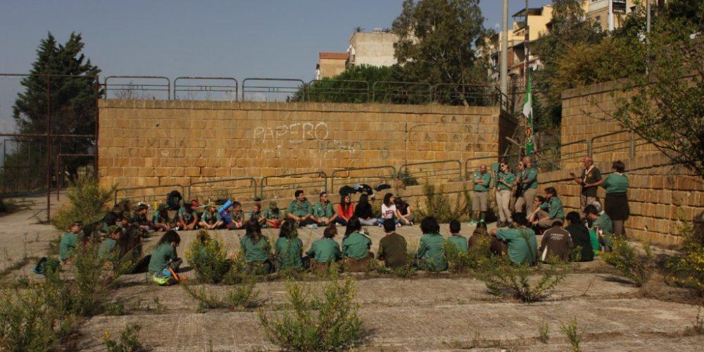 Prima uscita 2016-2017, passaggi di Unità, Caltagirone