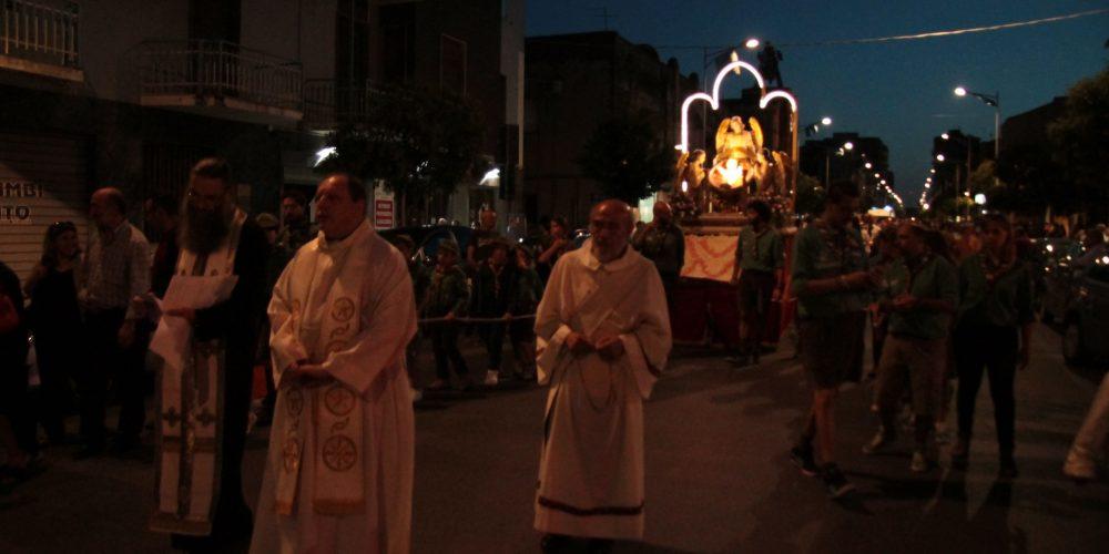 Processione Bambinella – Parrocchia S. Anna –