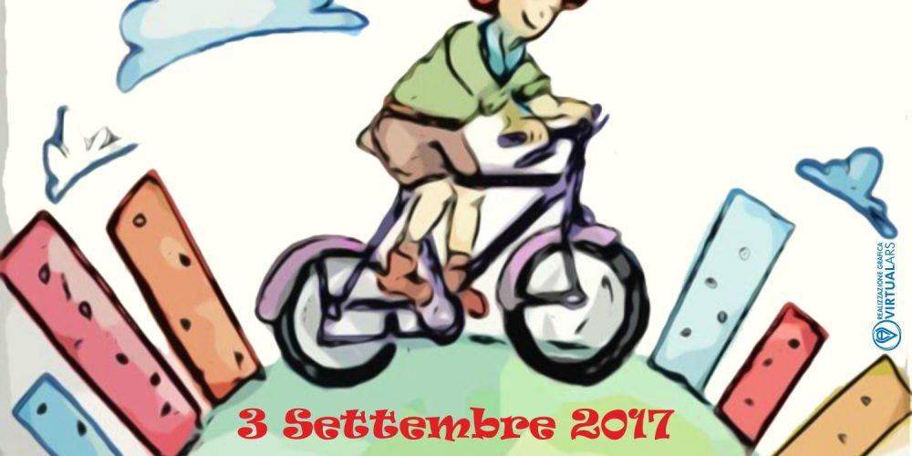 """""""La pedalata del cuore"""" 3 settembre 2017"""